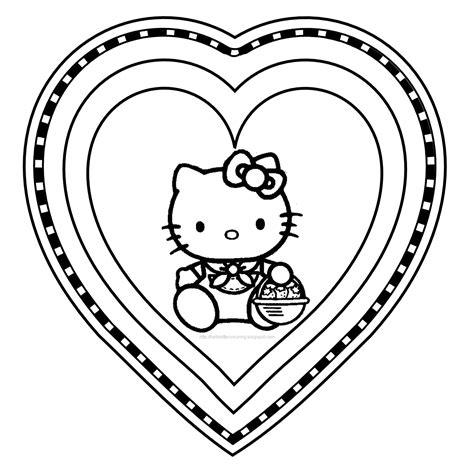 hello kitty soccer coloring pages hello kitty love download hd wallpapers