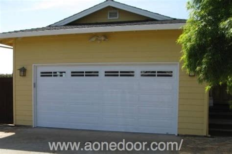 Overhead Garage Door Co Overhead Garage Door Company Amarr Commercial Amarru0027s Model Sectional Overhead Door With