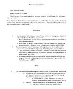 Exle Of A Speech Essay by Persuasive Speech Exle Sles In Pdf Word