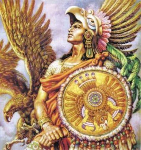 imagenes aztecas guerreros guerrero azteca bello arte pinterest