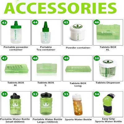 Teh Diet Herbalife qoo10 herbalife accessories collections bottle