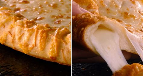 triple cheese covered stuffed crust  exists