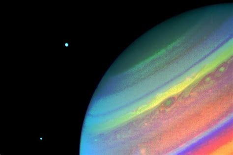 voyager pictures of saturn catalog page for pia01959