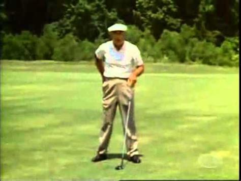 swinging youtube ben hogan perfect golf swing youtube