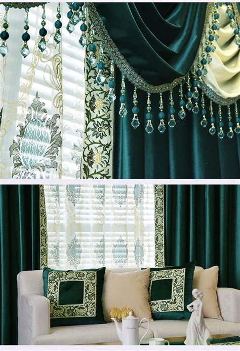 velvet swag curtains 25 best ideas about blue curtain tracks on pinterest
