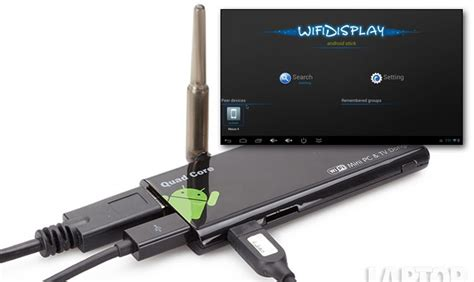 Wifi Display how to use miracast wireless display on your android mini pc