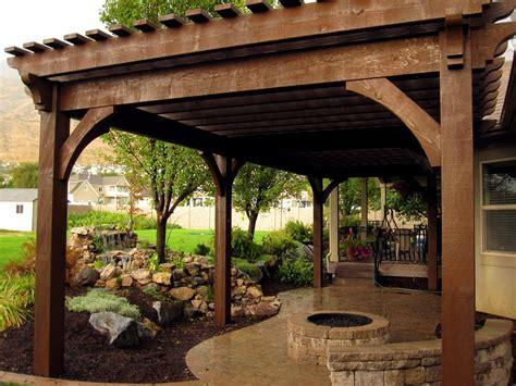 Get Inspired Backyard Escape With Diy Timber Frame Pergola Diy Kits