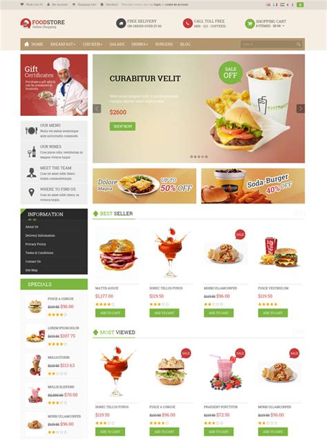 wordpress themes retail store 10 coolest premium wordpress retail themes