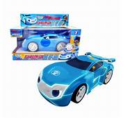 Watchcar Blue Will Touch &amp Go Toy Car Moving Sound