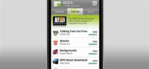 free mobile apps for android how to apps from the android market on a t mobile mytouch 4g 171 smartphones