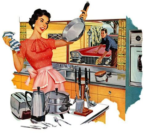 Kitchen Sexist by Reactionary Who Fear And Strong Far