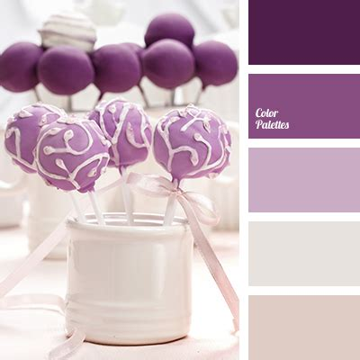 plum color color palette ideas