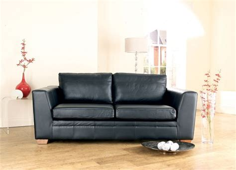 How To Cover Leather Sofa Giving Leather Sofas A New Look With Slipcovers