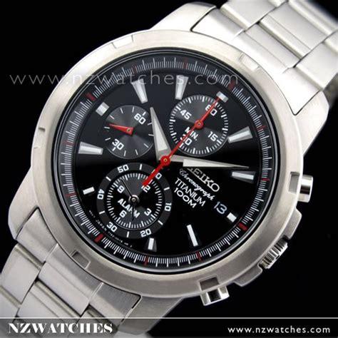 Seiko Chronograph Titanium buy seiko alarm chronograph titanium snae47p1 snae47