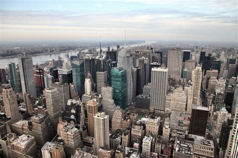 new york desde el foto nueva york desde el empire state en nueva york ociogo