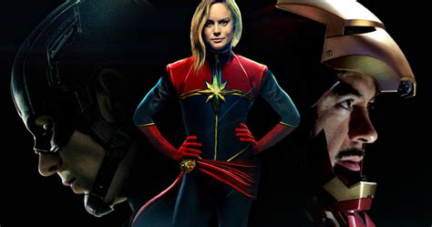 captain marvel how is captain marvel being affected by the other mcu