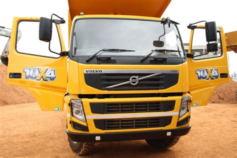 volvo truck price in india volvo fm480 10x4 dump truck launched in india