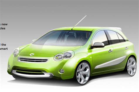 nissan mini car nissan based smart car axed as mercedes takes back mini