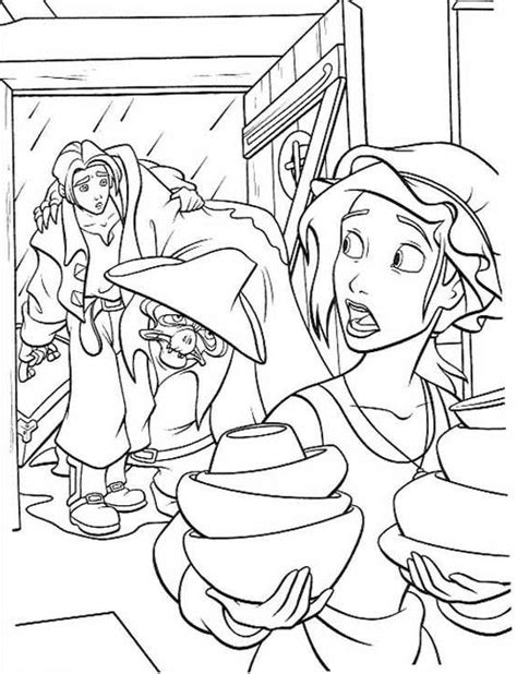 Treasure Planet Coloring Pages Coloringpages1001 Com Pirate Coloring Pages Coloringpages1001