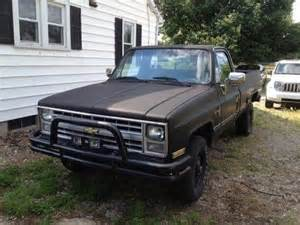 find used 1987 chevy 3 4 ton scottsdale 4x4 in plymouth