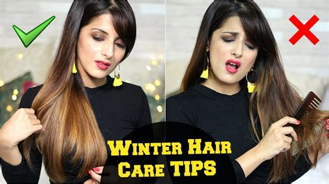 essential hair care tips for every type of hair 7 winter hair care hacks every girl should know for