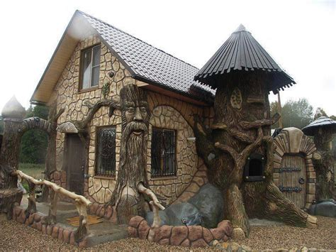 fantasy houses magical mystery house tiny house ontario