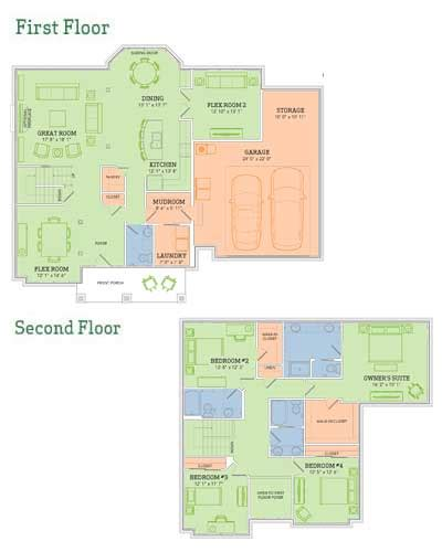 veridian homes floor plans the maybeck home plan veridian homes