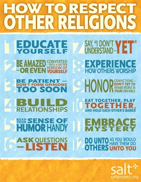 quotes about respect religion 66 quotes