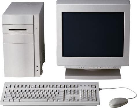 Computers Desk Top Computer Desktop Pc Png Image