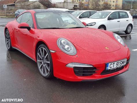 Porsche 911 Pret Simona Halep Isi Vinde Bolidul Porsche 911 4 La