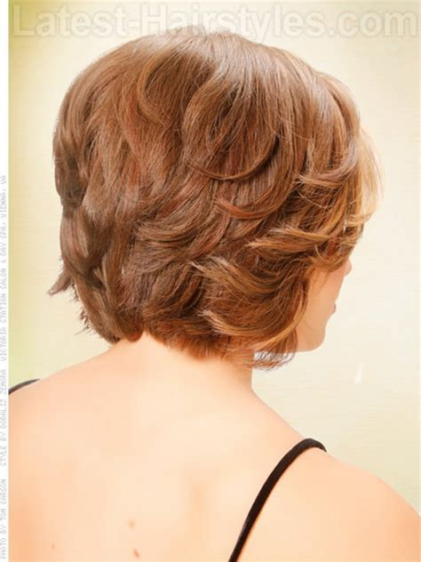 back view of short haircuts older women back view bob haircuts for women over 50 hairstyle gallery