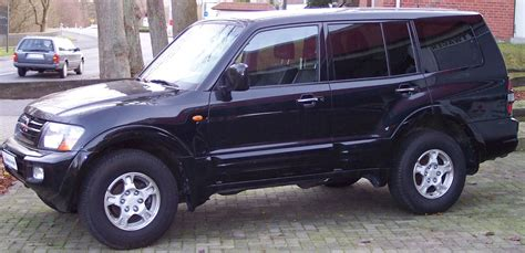mitsubishi pajero sport 2005 mitsubishi pajero sport 3 0 2005 auto images and