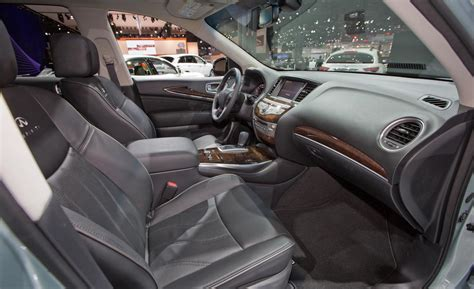 Infiniti Qx60 Interior by Car And Driver