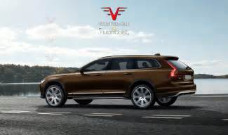 Volvo V90 Cross Country Volvo V90 Crosscountry Le Comble Du Chic