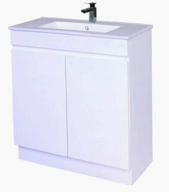 Plumbing Clearance Centre by Slimline Shadowline Vanity 750mm Plumbing Clearance Centre Narre Warren