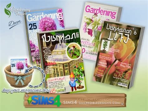 sims 4 foyer the sims 4 gardening foyer decor magazines by simcredible