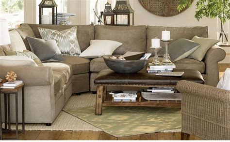 pb pearce sectional pottery barn pearce sofas sectionals house