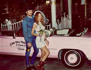 Look Book Gets A Book by Erin Wasson Has A Vegas Wedding In Free S March
