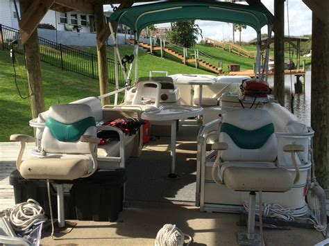 pontoon boat retail values suntracker 24ft coastal edition 2006 for sale for 16 995