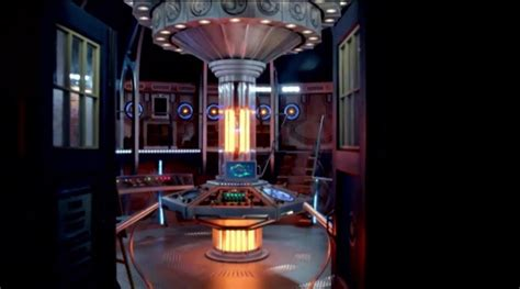 12th Doctor Tardis Interior by Listen Doctor Who Series 8 Teaser Trailer One