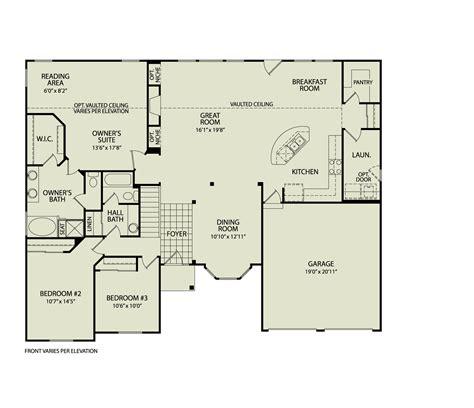 drees floor plans piedmont 104 drees homes interactive floor plans