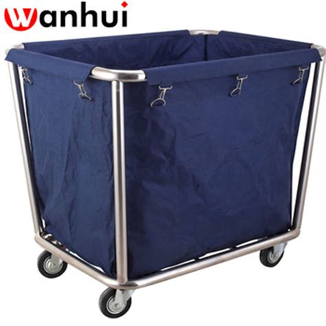 laundry trolley design space saving flat pack various design hotel room service