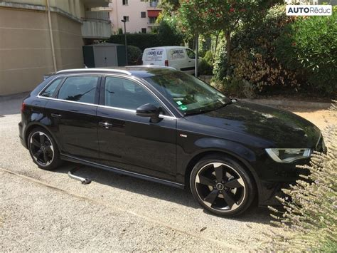 Audi S Tronic by Achat Audi A3 Sportback S Tronic S Line 2016 D Occasion
