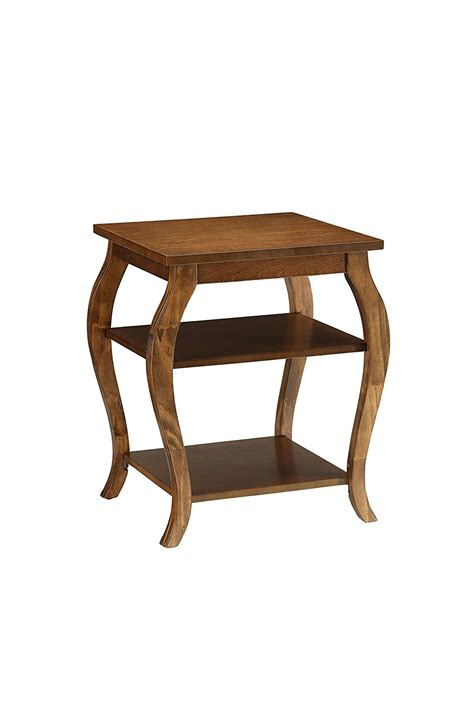 End Table Size by End Table Size Home Furniture Design