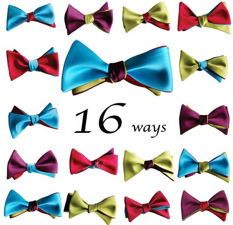 gallery for gt different bow tie knots
