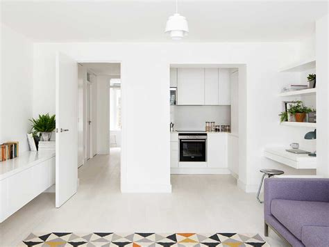kitchen design for small flat maximising space in a small london flat real homes