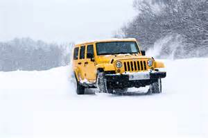 Jeep Wrangler Snow Bangshift 2015 Jeep Wrangler Unlimited