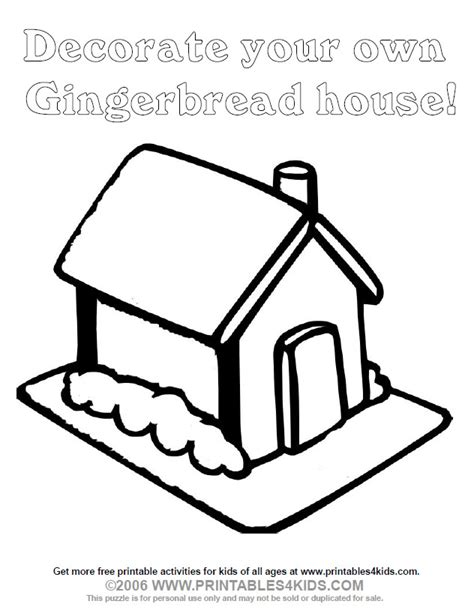 blank gingerbread house coloring pages gingerbread house coloring page az coloring pages