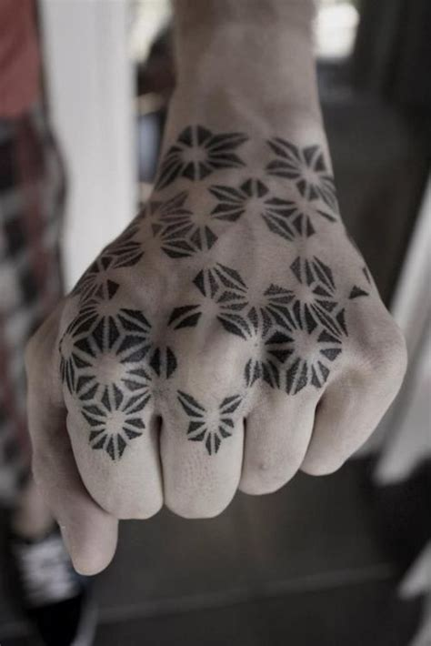 dot tattoo on hand idea kenji alucky