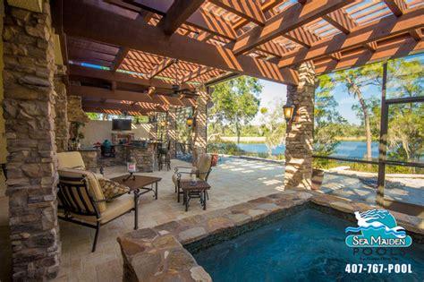 tuscan pergola tuscan style outdoor living space pergola